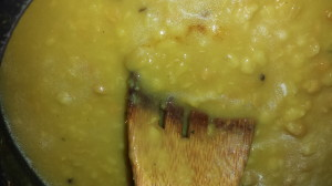 Punchmel Dhal Boiled