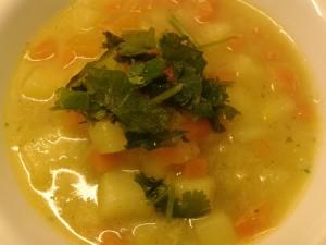 Leek Potato Soup Cook