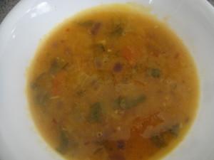 Podi Aracha_sambar_cook