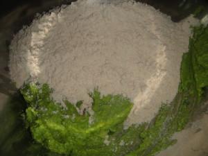 Avacodo chappati mavu prepare