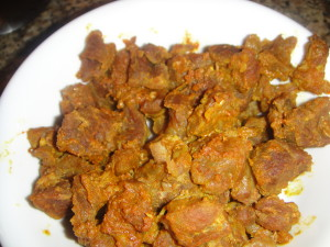 Mutton Boiled