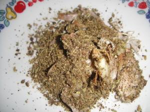 Mutton sukka Masala powder