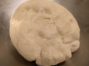 Roll into a dough